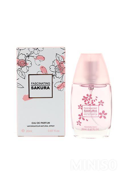 Fascinating Sakura Lady Perfume Miniso Australia