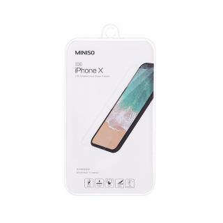 the best attitude 7c353 100bd 2.5D Tempered Glass Screen Protector for iPhoneX(Clear) - MINISO Australia