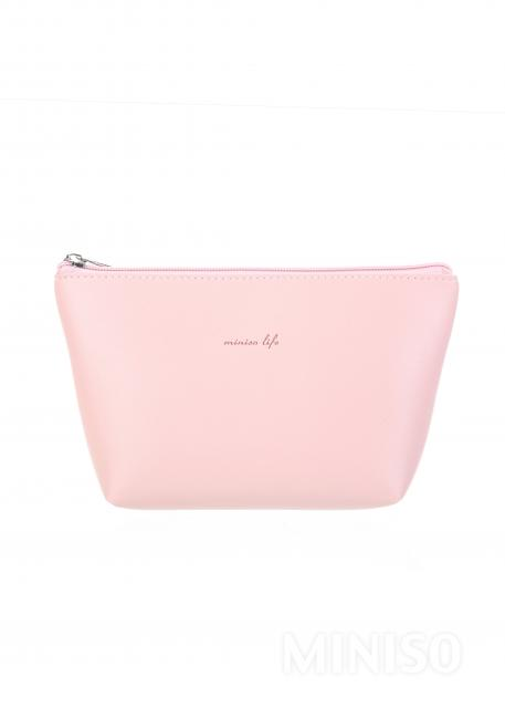 Trapezoidal Cosmetic Bag(Pink) 648195fde517a