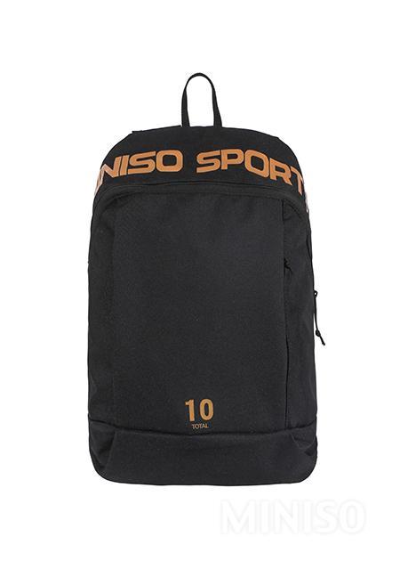 c898f5565dd9 Large Sports Backpack (Black)