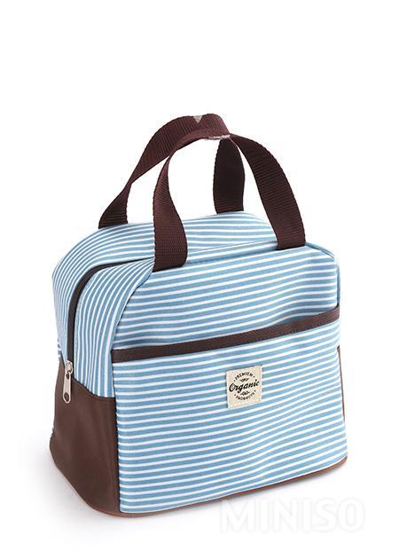 Lunch Box Bag Blue