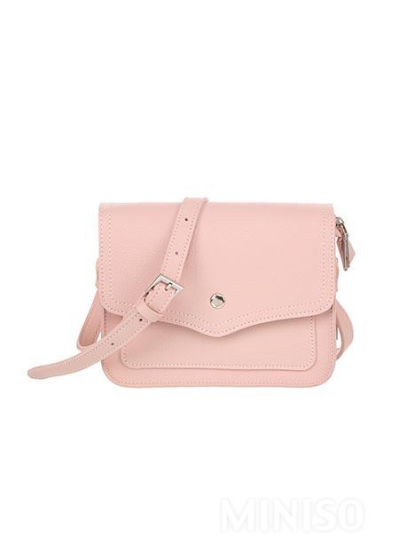 fa2158d3ee5a Classic Crossbody Bag - Pink