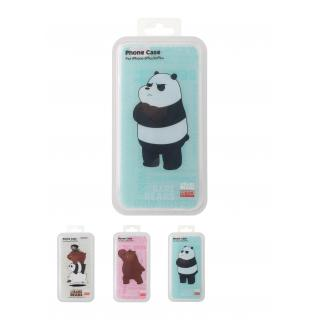 the latest 323cb 47349 We Bare Bears - Double-layer IMD Cellphone Case for iPhone 6/6s Plus -  MINISO Australia