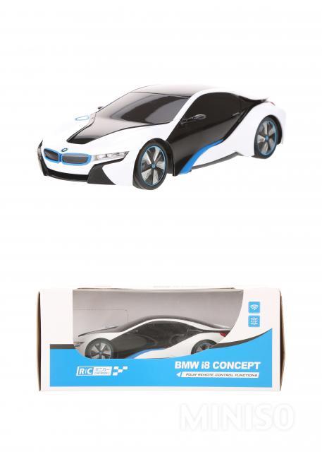 Car Model 1 24 Bmw I8 Concept 48400 White