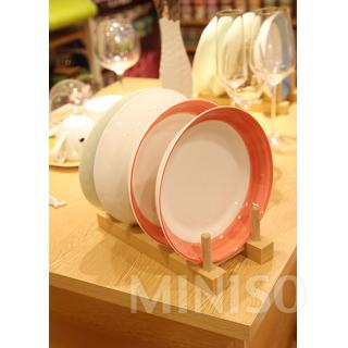 WOODEN BOWLS AND PLATES DISPLAY RACK & WOODEN BOWLS AND PLATES DISPLAY RACK - MINISO Australia