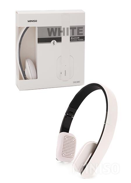 55ba0cc3102 Bluetooth Wireless Headband Headset(white)
