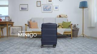 MINISO LUGGAGE More Light Better Experience