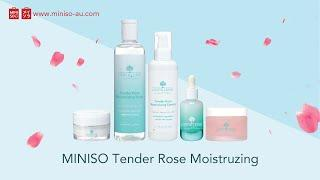 【New】 Tender Rose Moisturizing Skin Care Products-#minisoaustralia