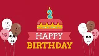 Happy 2nd Anniversary @minisoaustralia