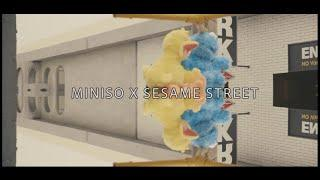 MINISO X Sesame Street New Arrival