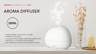 MINISO New Arrived -Hair Dryer & Aromatherapy Machine in Australia